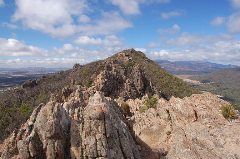 Boronia Peak in the Grampians National Park © Aidan Casey / Flickr