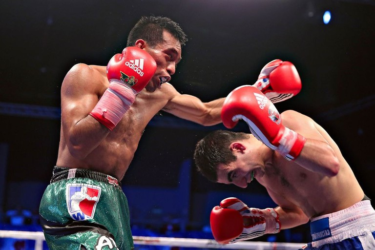 Mexican Boxing │