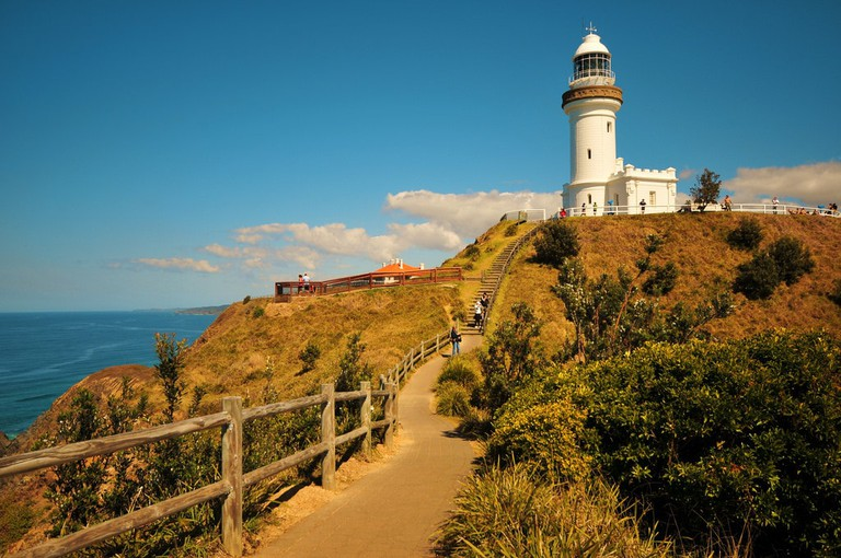 Cape Byron Lighthouse © thinboyfatter / Flickr