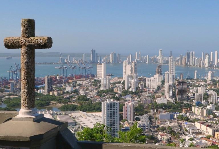 Cartagena New Town