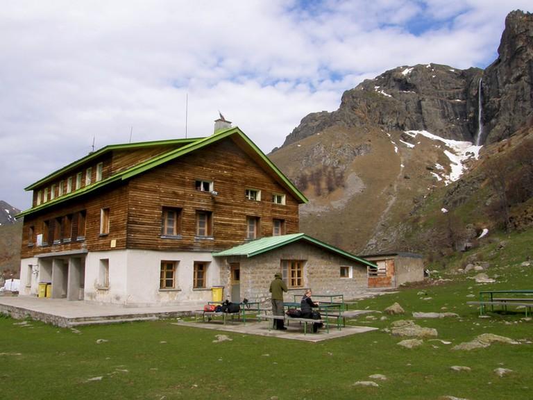 Hizha Rai in Stara Planina Mountain, Bulgaria