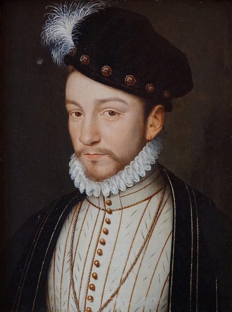 Charles IX Portrait
