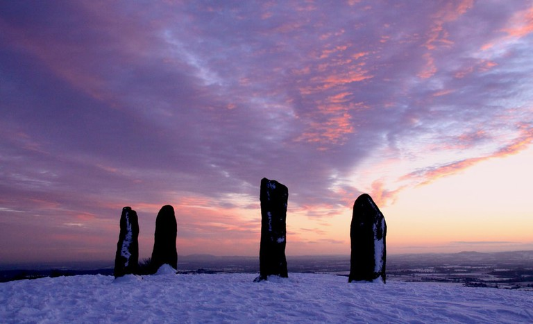 Clent Hills, The Four Stones