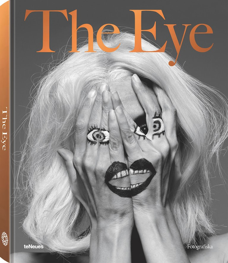 The Eye cover by Inez and Vinoodh