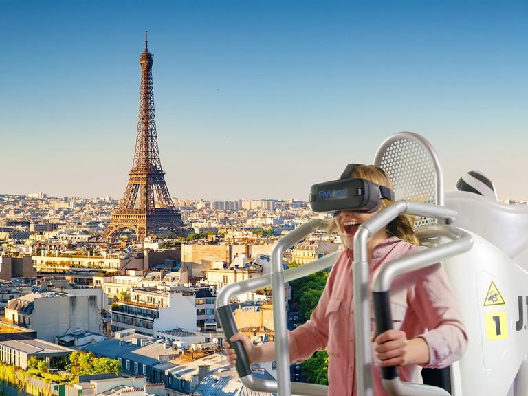 FlyView Paris | © FlyView Paris