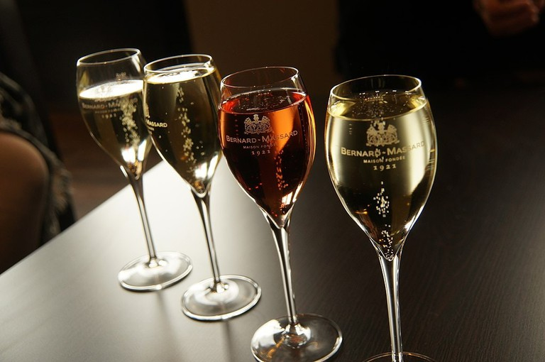Crémant is one of Luxembourg's most famous wines