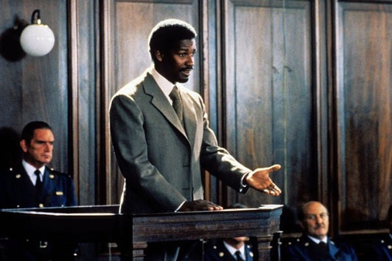 Cry Freedom film still