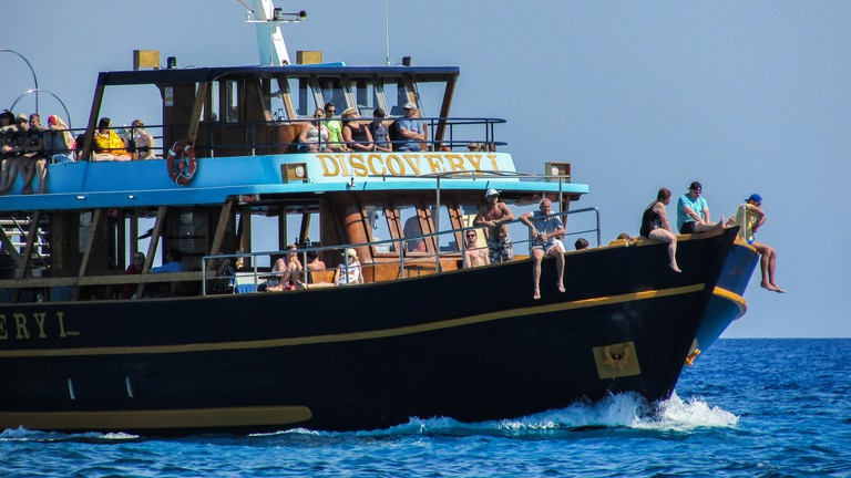 Enjoy extended cruising excursions lasting up to five days at sea in Cyprus