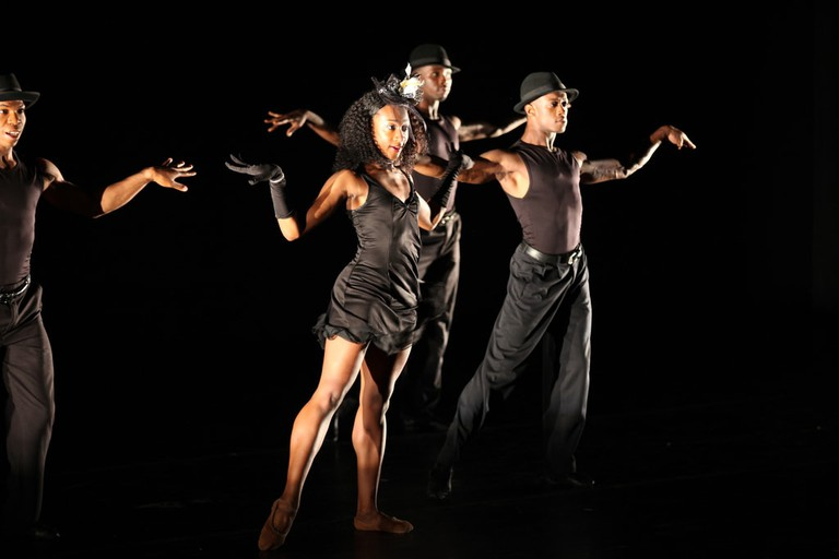 The Dallas Black Dance Theater is one of many groups that puts on wonderful shows in Dallas