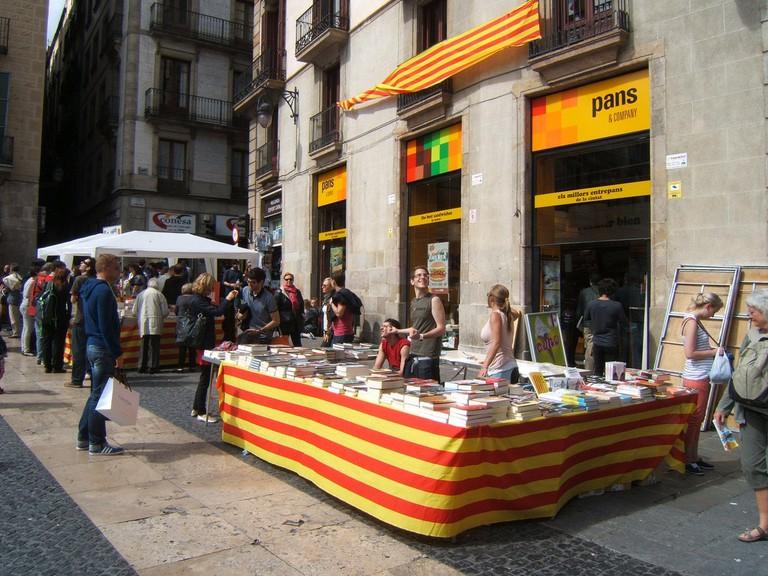 diadadestjorji-barcelona-spain