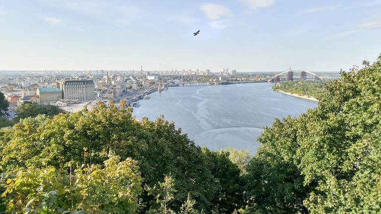 Dnieper_in_Kyiv