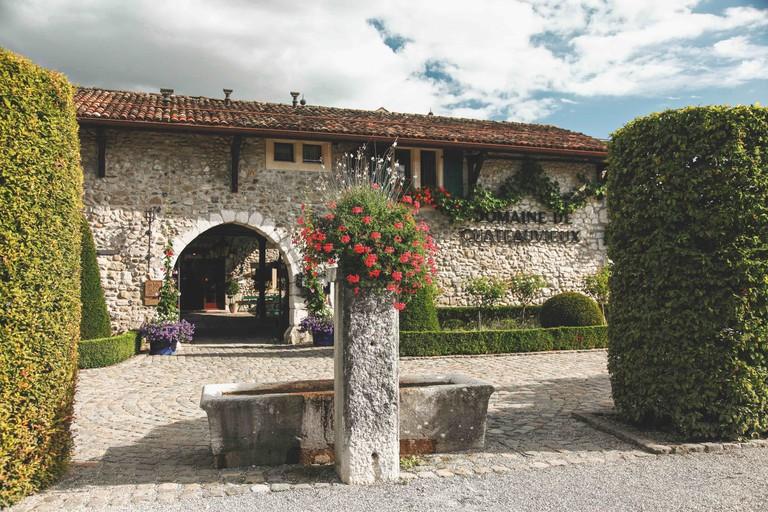 Satigny, Domaine de Chateauvieux