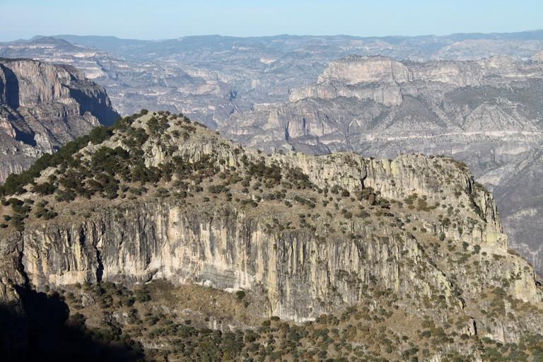 scenic copper canyon