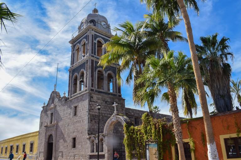 Museo de las Misiones is located right next to Misión Nuestra Señora de Loreto