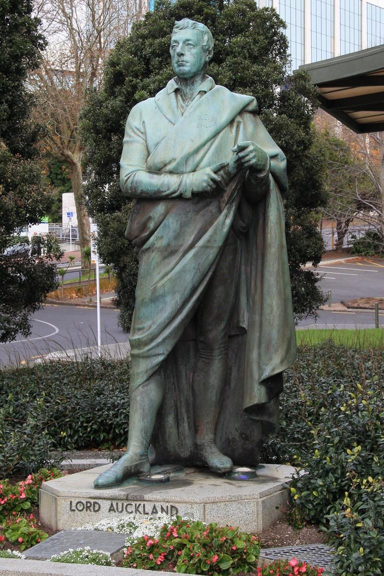 George Eden, Earl of Auckland