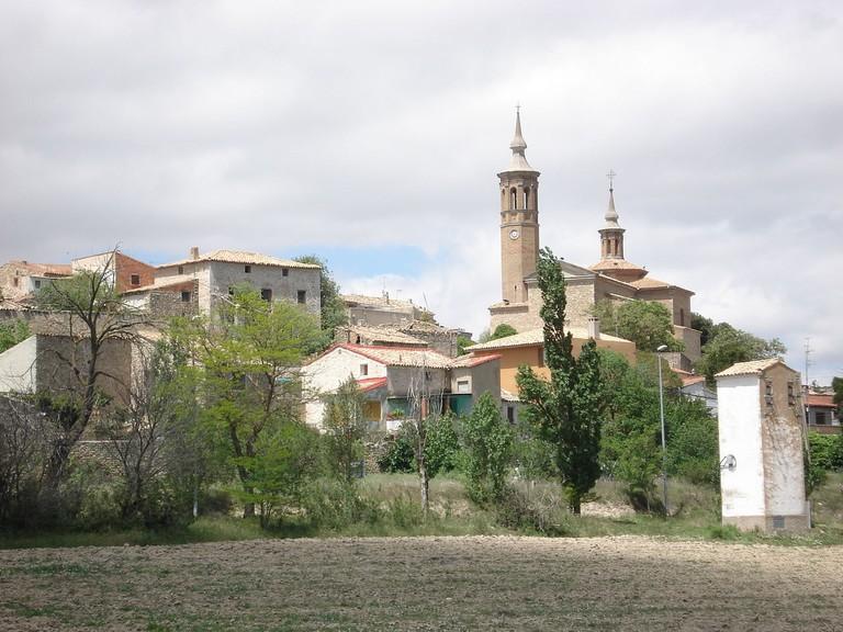 Fuendetodos, Aragon, Spain