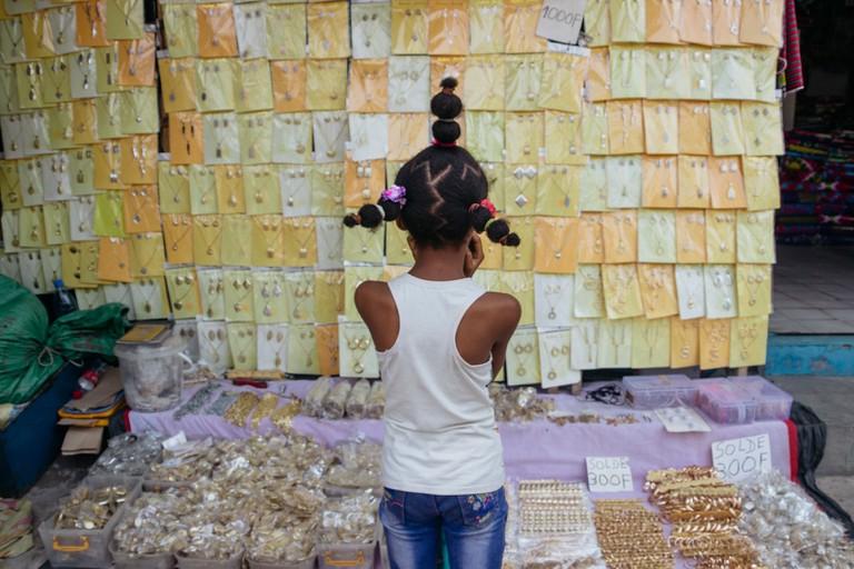 Poto Poto Market-Brazzaville-Republic of Congo