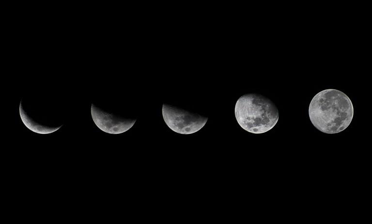 Moon phases | © Gianni Zanato/Unsplash