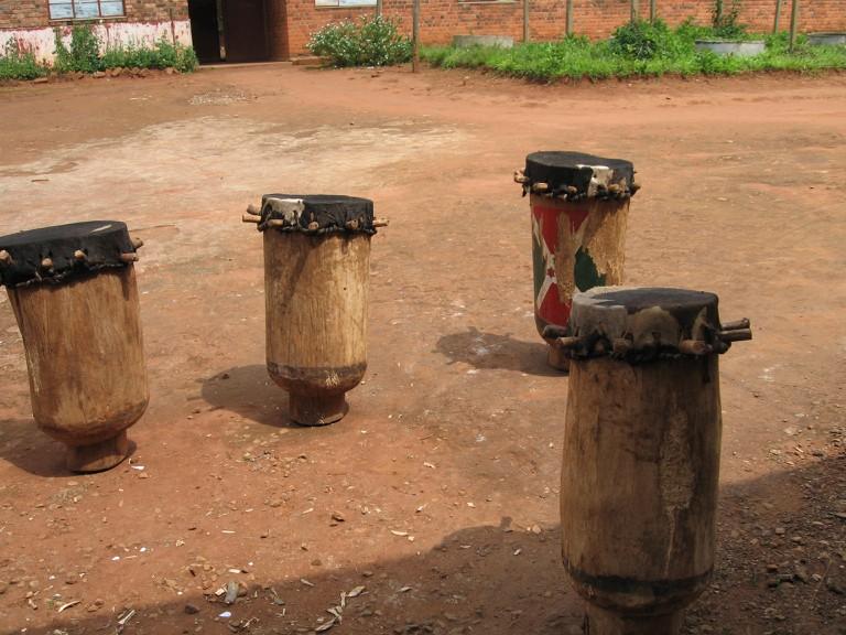 Gitega_drums