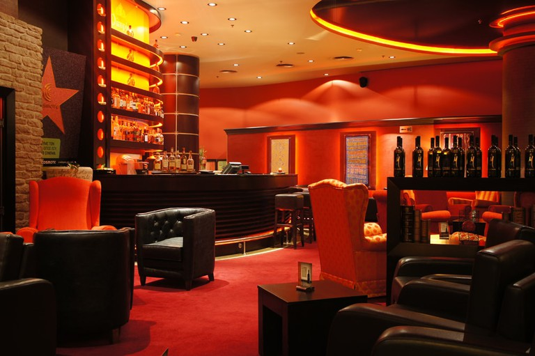 Gold Class Lounge at Village Cinema