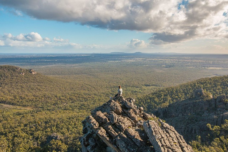 Grampians National Park © Swongsy / Wikimedia Commons