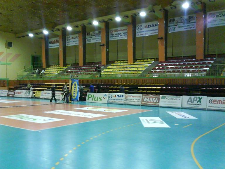Radom Basketball Arena | © KamStak23 / WikiCommons