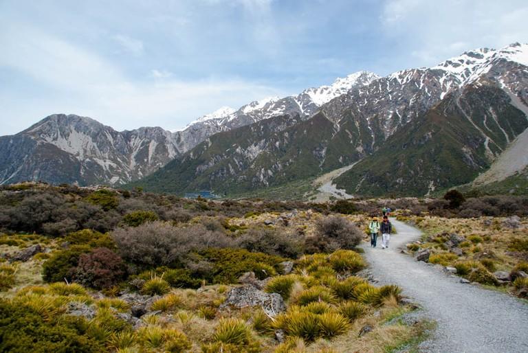 Heading back to Christchurch