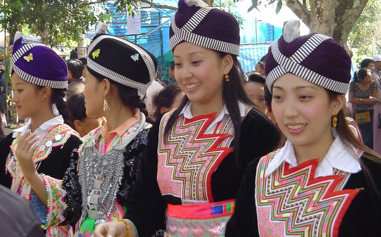 Hmong, Laos