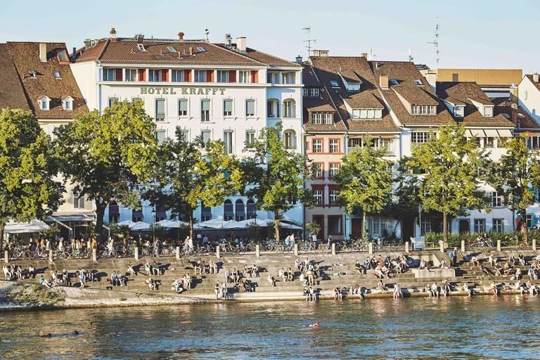 Basel, Krafft
