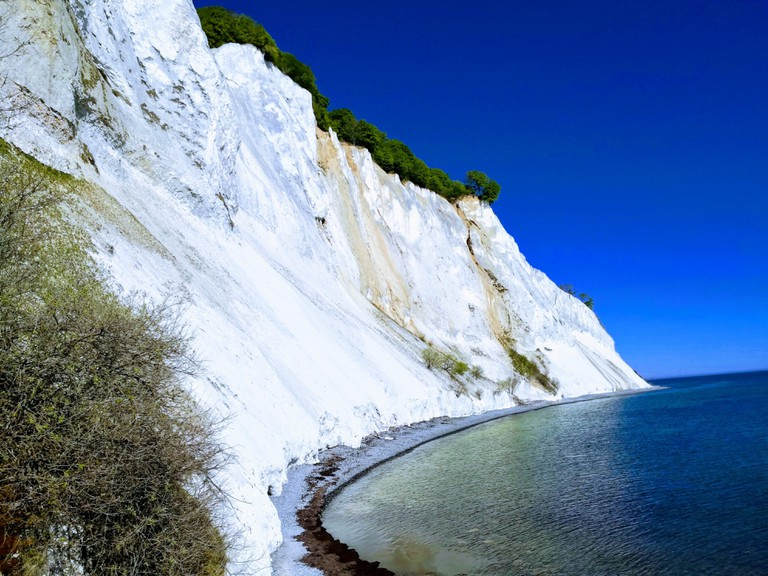 Møns Klint moens cliffs Denmark