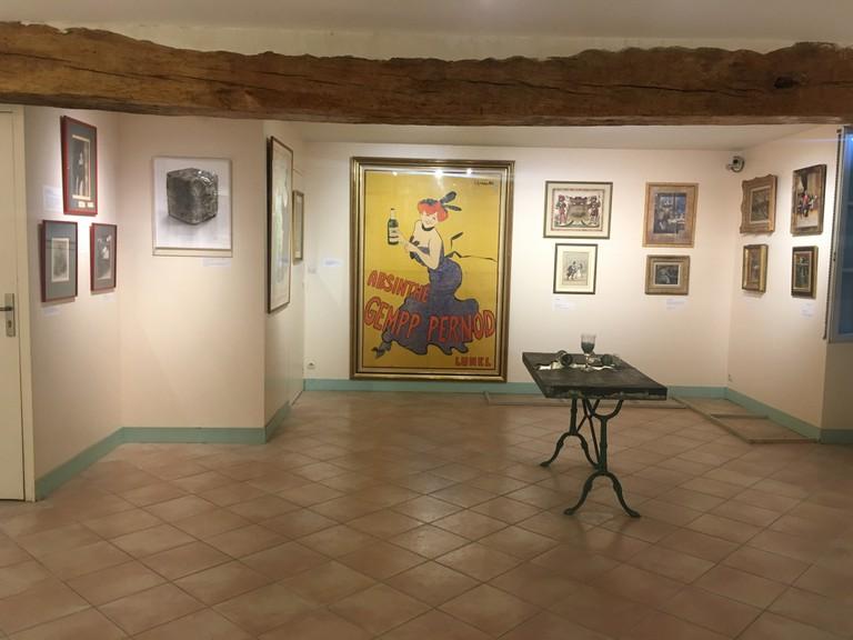 Musée de l'Absinthe in Auvers-sur-Oise