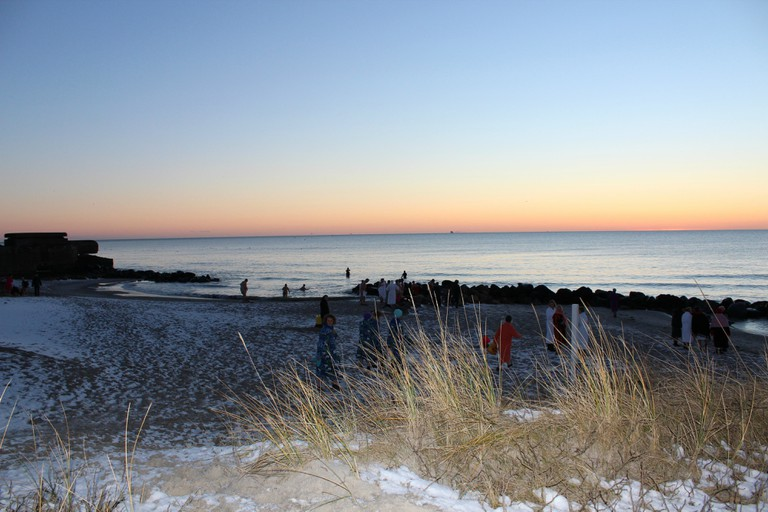 Skagen Winter Swimming Festival