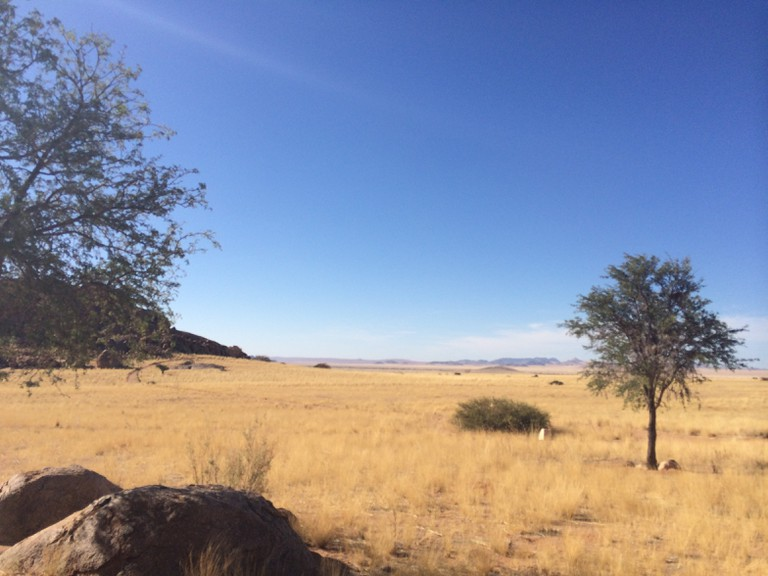 Scenery captured in the northern regions of Namibia