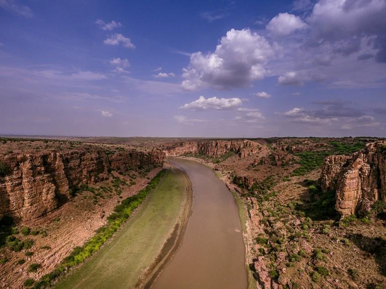 Indian Grand Canyon