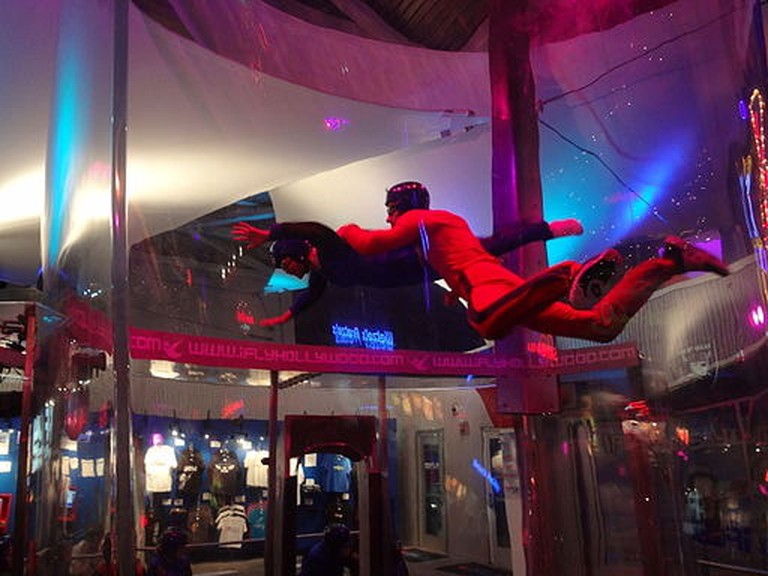 Indoor_Skydiving_at_the_City_Walk