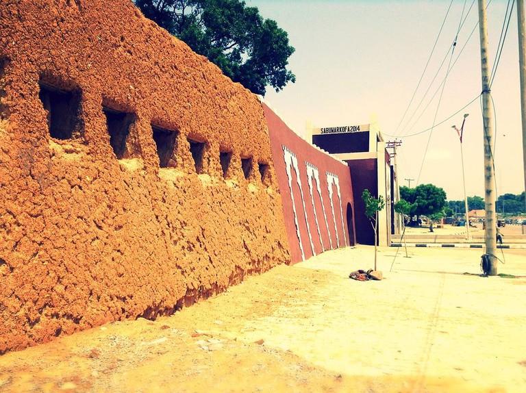 Kano_Wall