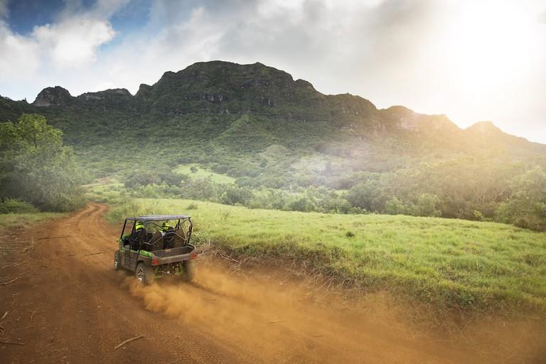 Kipu Ranch ATV tour | © The St. Regis Princeville Resort
