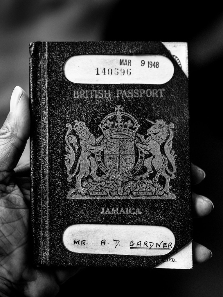 From: 'Windrush: Portrait of a Generation'
