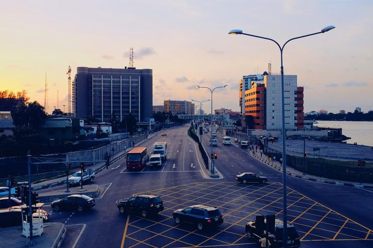 Lagos street photography