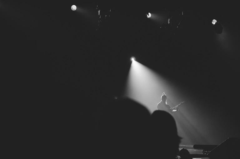 Spotlight on musician