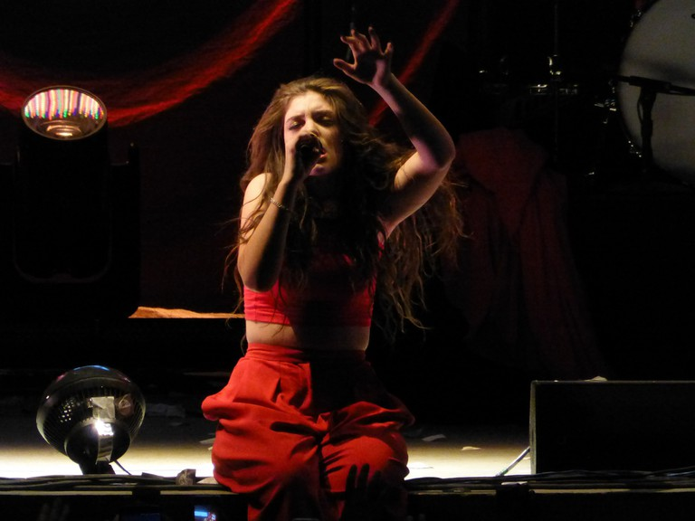 Lorde at the Greek Theatre
