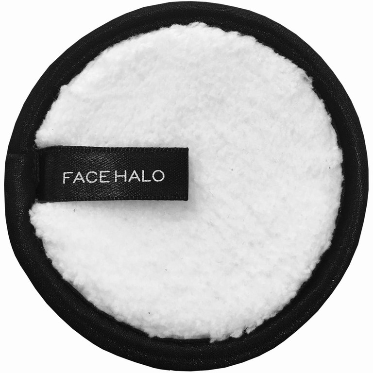Machine washable Face Halo makeup remover cloth