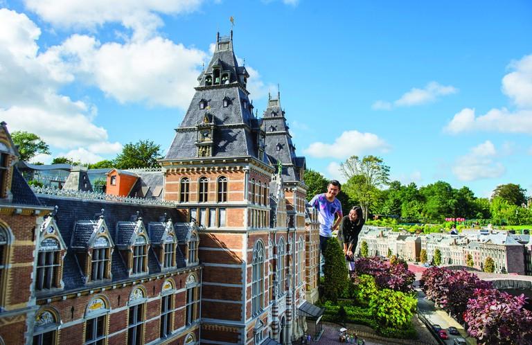 Madurodam - Rijksmuseum Amsterdam