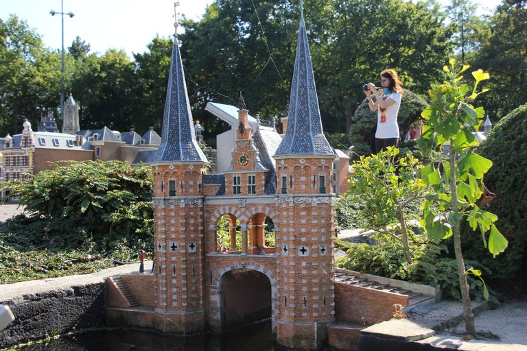 Madurodam - Waterpoort Sneek