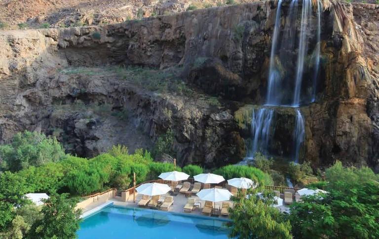 Ma'In Hot Springs Hotel