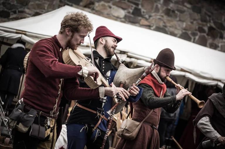 Medieval tunes