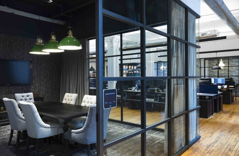 18 West 24th Street, Edrington's new 25,000-square-foot office space