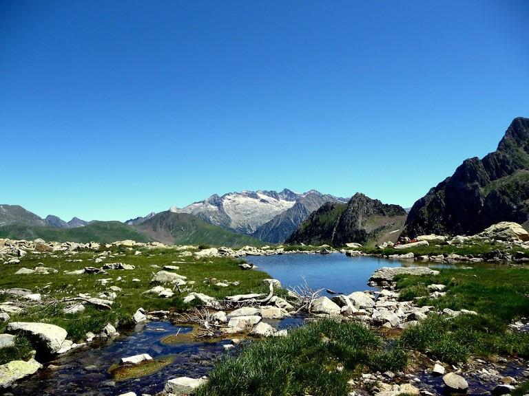 The Benasque valley