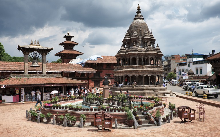 Patan Darbar Square, Nepal