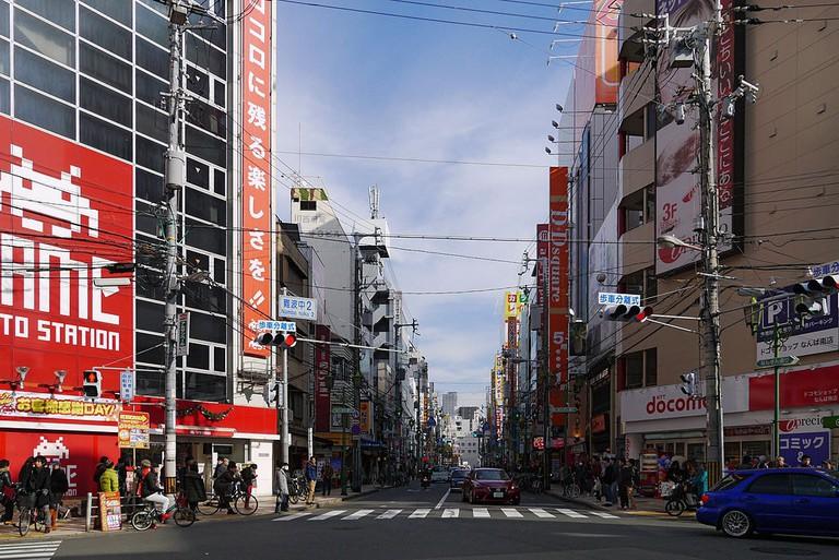 Nipponbashi_Osaka_Japan